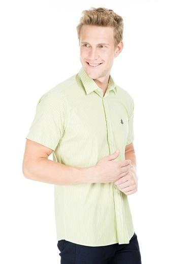 Godry Gömlek Yeşil